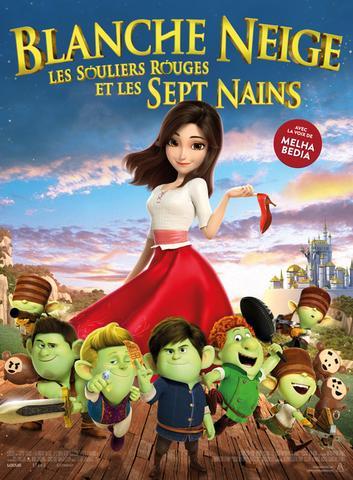 Blanche Neige, Les Souliers Rouges Et Les Septs Nains