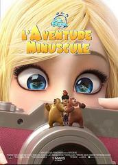 Les Ours Boonie : L'Aventure minuscule streaming VF