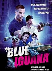Blue Iguana streaming VF