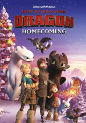 How to Train Your Dragon: Homecoming streaming VF