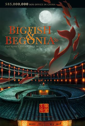 Big Fish & Begonia streaming VF
