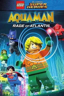 Lego DC Comics Super Heroes : Aquaman streaming VF