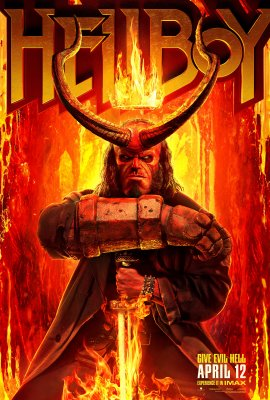 Hellboy (2019) streaming VF