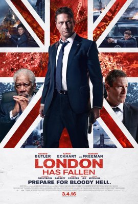 La Chute de Londres (2016) streaming VF