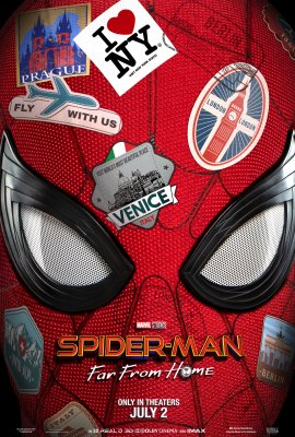 Spider-Man: Far From Home (2019) streaming VF