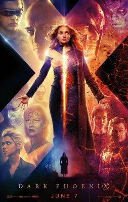 X-Men : Dark Phoenix (2019)